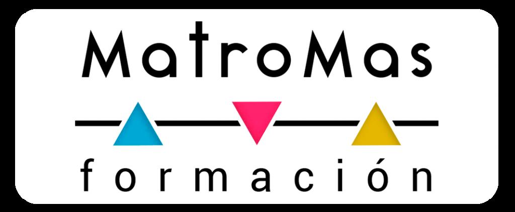 Logotipo Matromas Formación